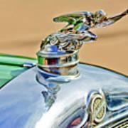 1928 Studebaker Hood Ornament Poster