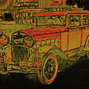 1930 Hudson Poster