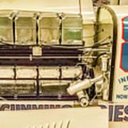1931 Cummins Diesel Special Poster
