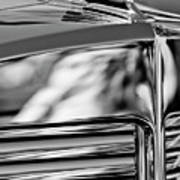 1931 Marmon Sixteen Coupe Hood Ornament 4 Poster