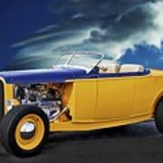 1932 Ford Roadster L Poster