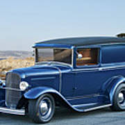 1932 Ford Sedan Delivery II Poster