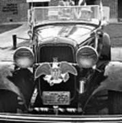 1932 Ford V8 July 4th Parade Tucson Arizona 1986 Poster