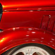 1933 Chevy Custom Roadster Poster