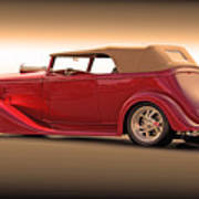 1935 Chevrolet Phaeton II  Poster