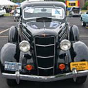 1935 Dodge 2019 Poster