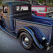 1935 Ford Pickup Poster