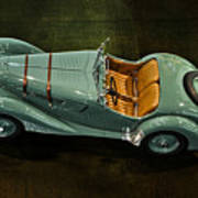 1936 Bmw 328 Roadster Poster