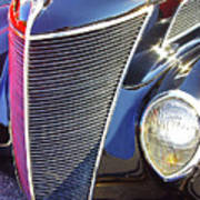 1937 Ford 2 Door Sedan Poster