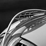 1937 Plymouth Hood Ornament 3 Poster
