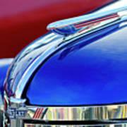 1938 Chevrolet Hood Ornament 2 Poster