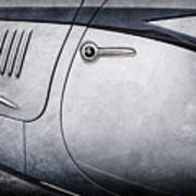 1938 Talbot-lago 150c Ss Figoni And Falaschi Cabriolet Side Door Handle -1511ac Poster