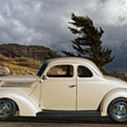 1939 Chevrolet Coupe Poster
