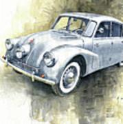 1939 Tatra T87  Poster