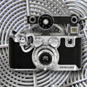 1939 Univex Mercury Camera Poster