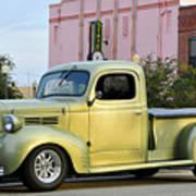 1940 Dodge Pickup Poster