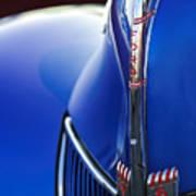 1940 Ford V8 Hood Ornament 3 Poster