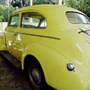 1940 Oldsmobile Poster
