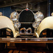 1941 Bugatti Type 41 Royale At The Henry Ford Museum Poster