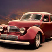 1941 Hollywood Graham Sedan I Poster