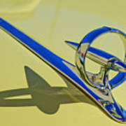 1946 Buick Convertible Hood Ornament 2 Poster