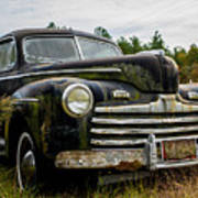 1946 Ford Model A Poster