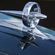 1947 Buick Roadmaster Hood Ornament 2 Poster