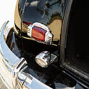 1947 Pontiac Convertible Photograph 5544.14 Poster