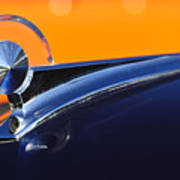 1949 Ford Hood Ornament 5 Poster