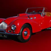 1951 Allard K2 Roadster Poster