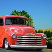 1952 Chevrolet  3100 Pickup I Poster
