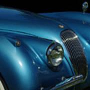 1953 Jaguar 120m  Poster