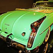 1954 Buick Skylark Fins Poster