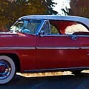 1954 Mercury Monterey Poster