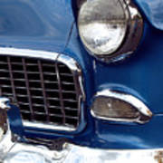 1955 Chevy Front End Poster