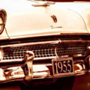 1955 Ford Fairlane Poster