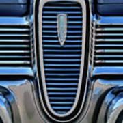 1959 Edsel Villager Grille Poster