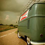 1959 Volkswagen T1 Poster