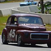 1959 Volvo 544 Poster
