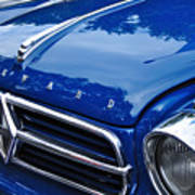1960 Borgward Isabella Coupe Poster