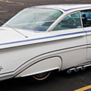 1960 Olds Eighty Eight 2023 Poster