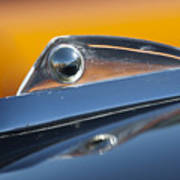 1961 Ford Starliner Hood Ornament Poster