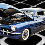 1951 Mercury Classic Car Photograph 002.02 Poster