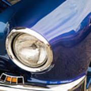 1951 Mercury Classic Car Photograph 013.02 Poster
