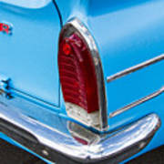 1961 Rambler Cross Country Tail Light Poster