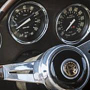1962 Alfa Romeo Poster