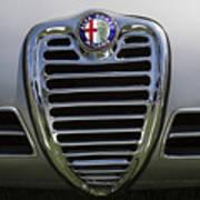 1962 Alfa Romeo Grille Poster