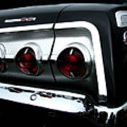1962 Chevrolet Impala Tail Poster
