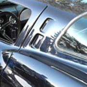 1963 Corvette Stingray Poster
