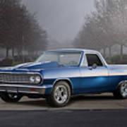 1964 Chevrolet El Camino IIi Poster